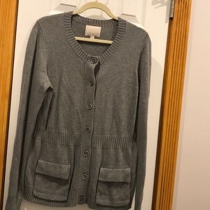 Banana republic heritage wool blend sweater